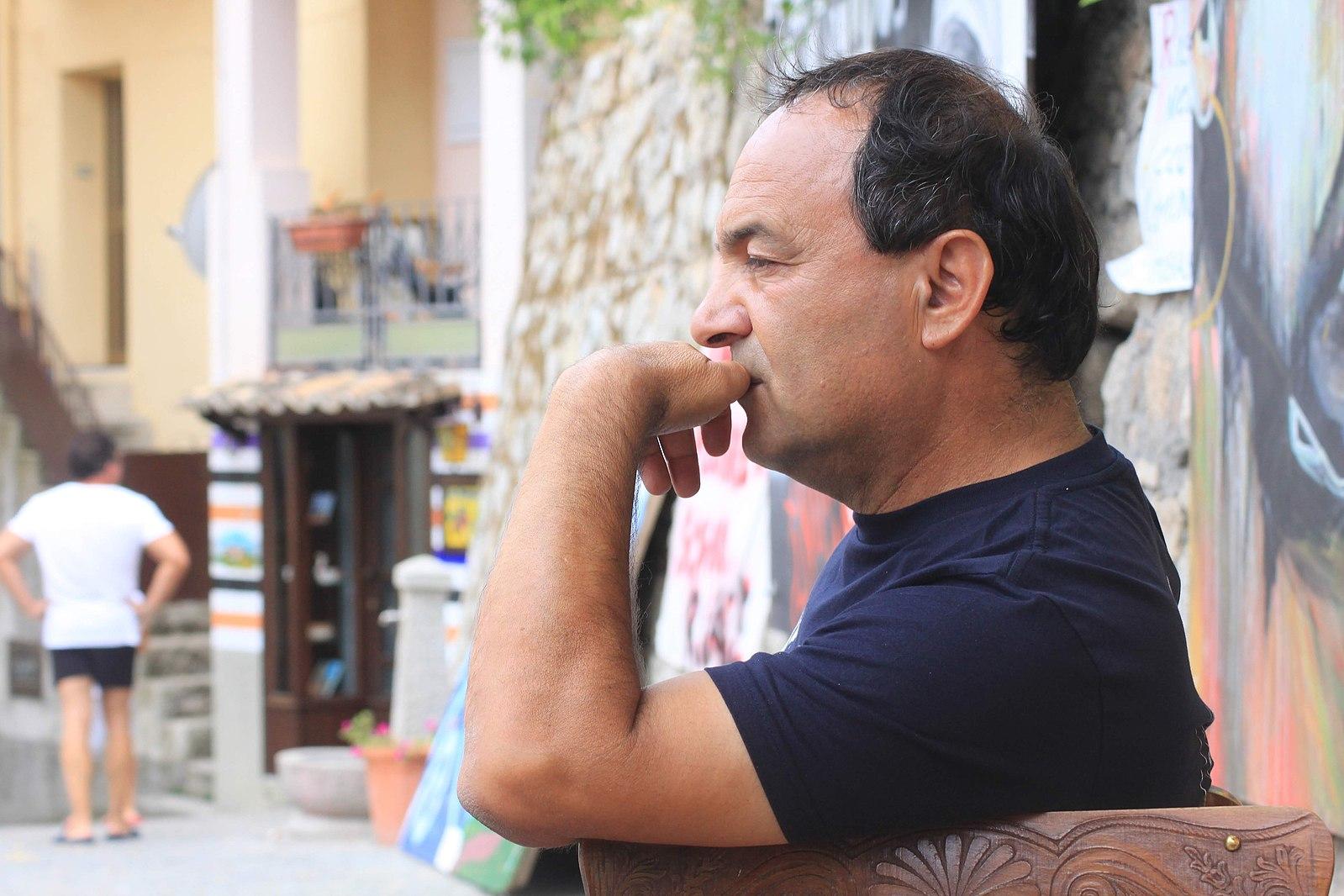 Mimmo Lucano, Sindaco di Riace (RC)